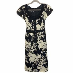 Rickie Freeman for Teri Jon | Floral Dress